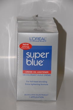 L'Oreal Super Blue