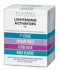 Clairol Lightening Activators 24/box