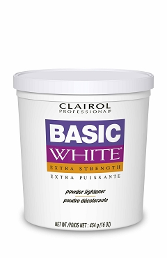 Clairol Basic White Powder Lightener 16 OZ.