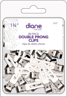 D17 Diane Double Prong Clips