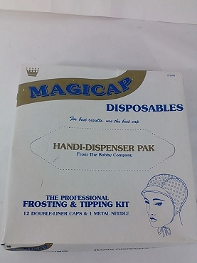 Disposable Magic Cap