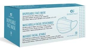 Olivia Garden Essentials Disposable Face Masks