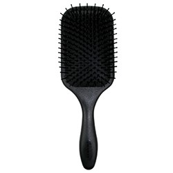 D83 Denman Large Paddle Brush Black